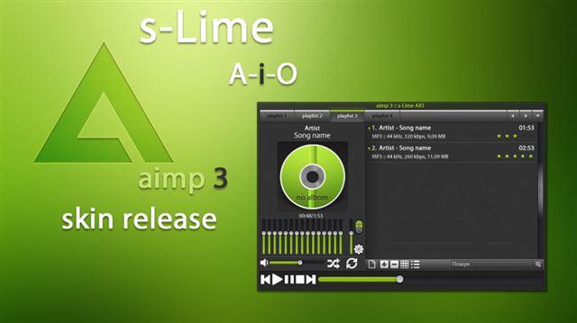 1343918491_s_lime_aimp3_skin_release_by_l3olaz-d47vgkk