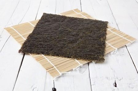 Сушеные водоросли нори на makisu