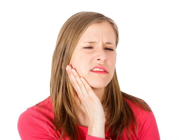 Swollen Cheek from Toothache