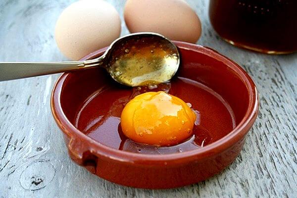 Маски из яиц для роста волос в домашних условиях рецепты