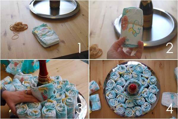 Как сделать торт с фото своими руками