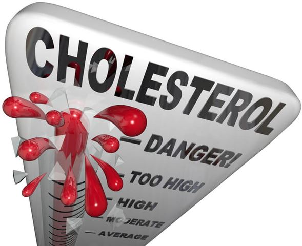 высокий холестерин диабете