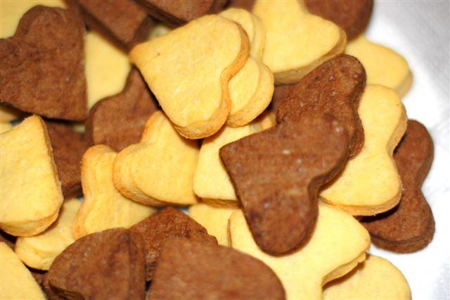 Как сделать быстро печенье в домашних условиях видео