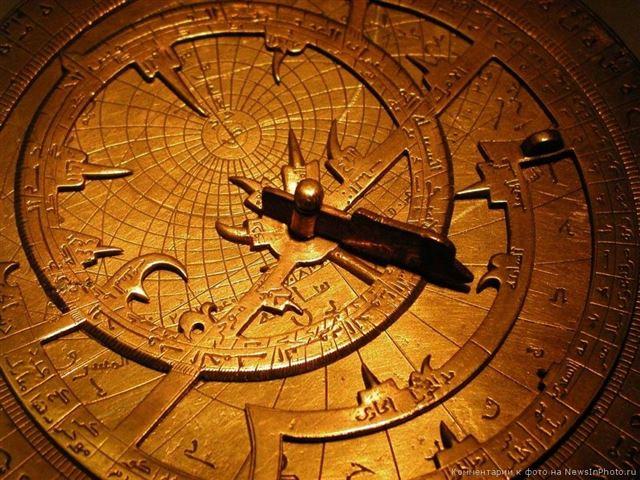 Древний компас