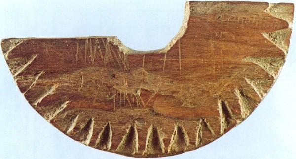 Как выглядел первый древний компас