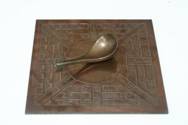 Китайцы и компас