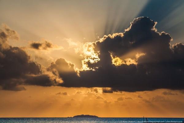 Время между закатом и рассветом