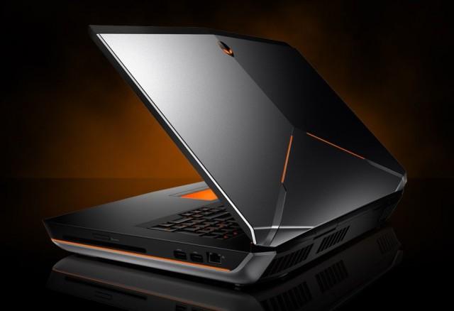 Игровой ноутбук dell