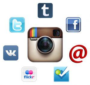 Есть ли у вас аккаунты в соцсетях