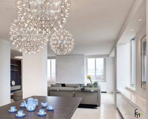 Сколько лампочек в вашей гостиной