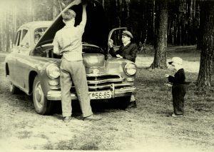 Тоскуете ли вы о первом авто в вашей жизни