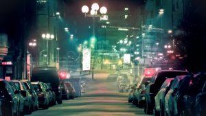 Где вы оставляете авто на ночь