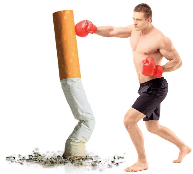 Бросить курить или сила воли