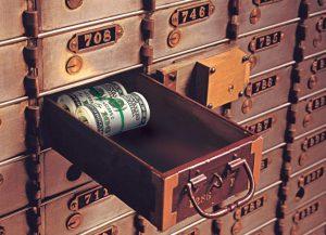 Деньги на депозит