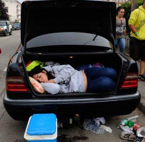 Что лежит в багажнике