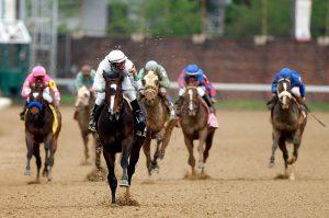 Гонки против лошади