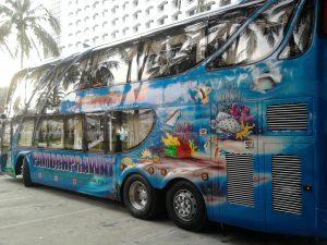 Красивые автобусы