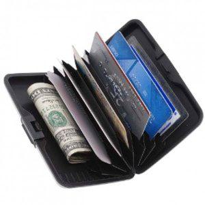 Кредитка в кошельке