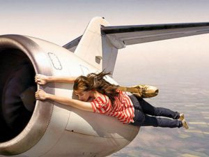 летать на самолёте