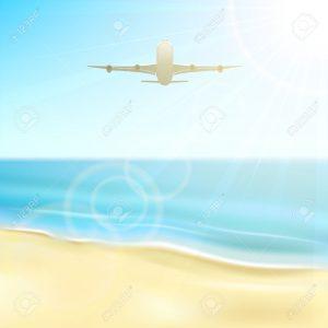 Лететь над океаном