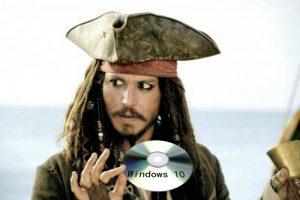 Лицензионная или пиратская система