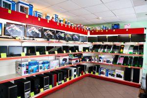 Магазин  компьютерной техники