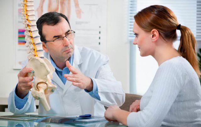 Медикаментозноелечение остеохондроза поясничного отдела
