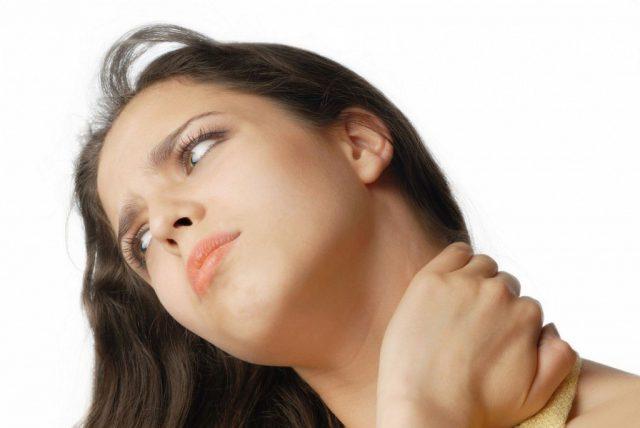 Нарушение кровообращения при шейном остеохондрозе