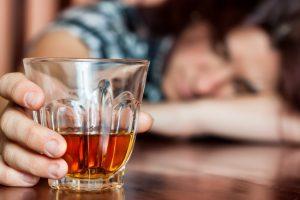 Отношение к спиртному