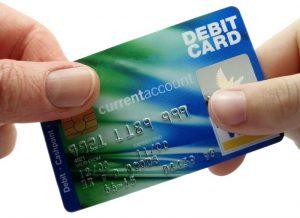 Передача кредитки