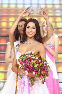 Победитель конкурса красоты