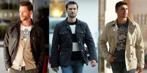 Покупка мужской одежды