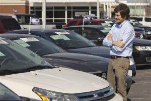 Решили купить авто
