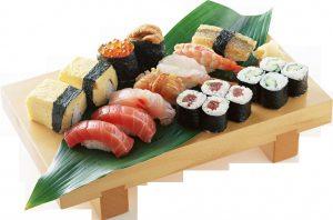 Суши или роллы?