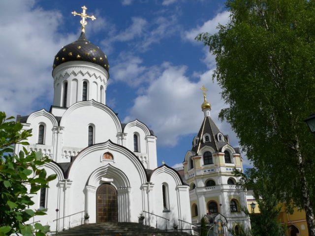 Свято-елисаветинский монастырь