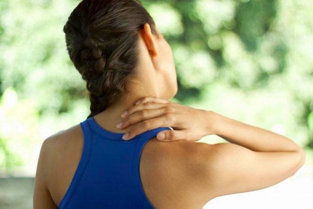 Упражнения при шейный остеохондроз