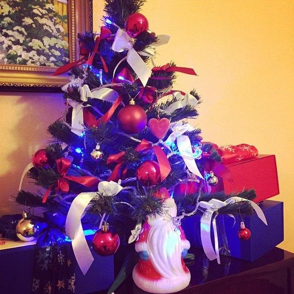 Под елкой лежит много подарков