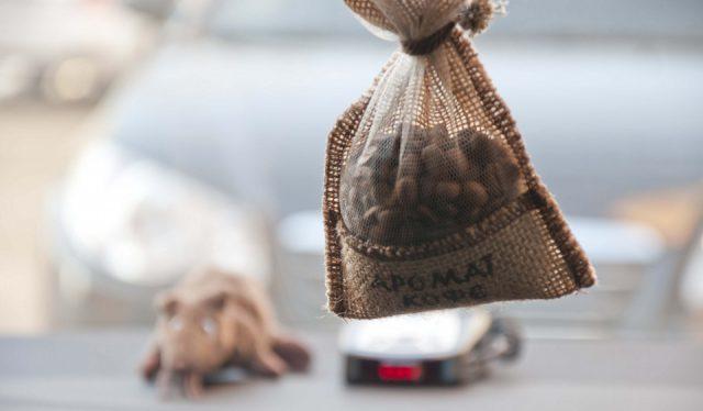 Ароматизатор в машину кофе