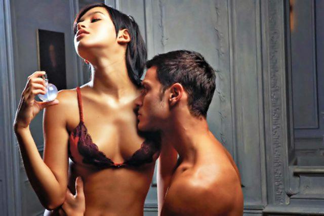 Без ума от запаха женщины