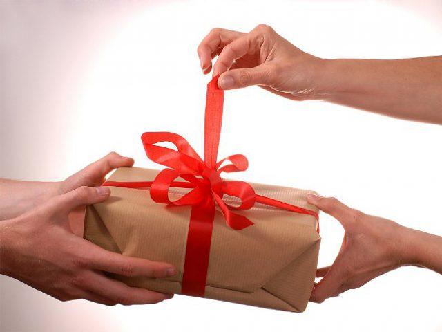 Цена подарка