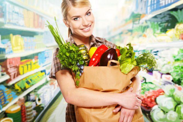 Экономить на продуктах