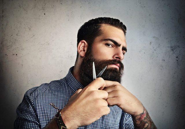 Как стричь бороду