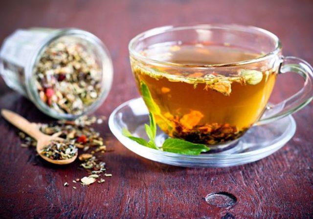 Монастырский чай антипаразитарный