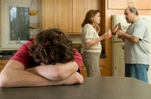 Ребенок в неблагополучной семье