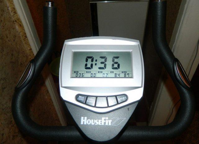 Сжигать калории на велотренажере