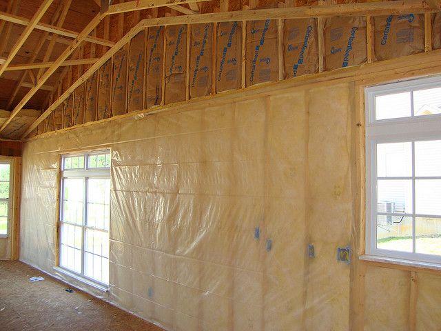 Утепление стен изнутри в деревянном доАвп своими