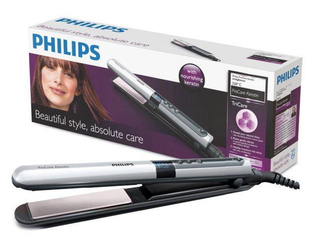 Утюжок для волос филипс