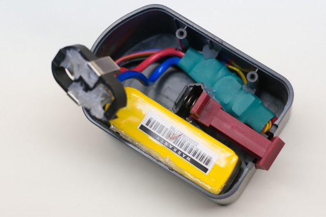 Литиевый аккумулятор в шуруповерте