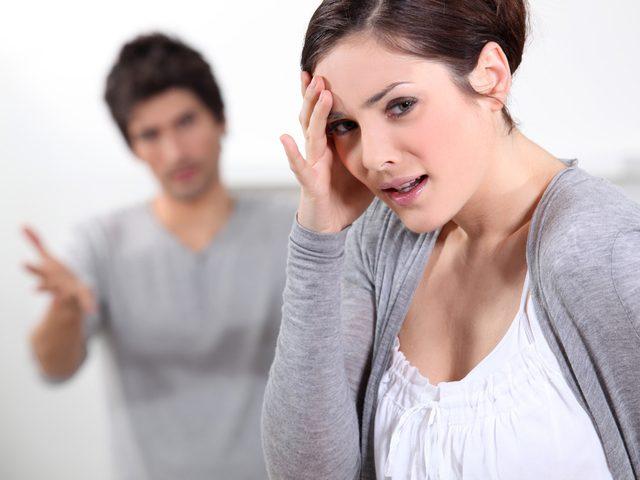 Разочарование в мужчине