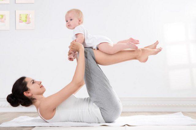 Упражнения чтобы ребенок сидел